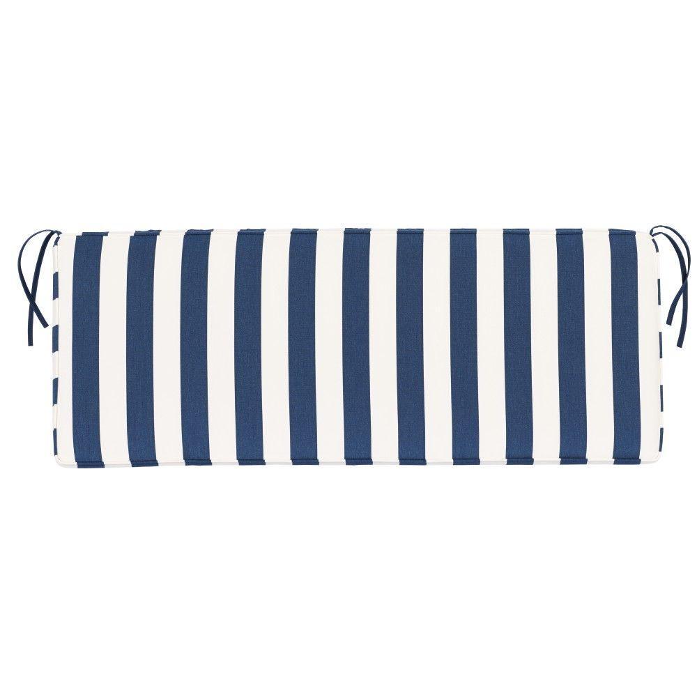 Home Decorators Collection - Uv Resistant Sunbrella Fabric - Bench