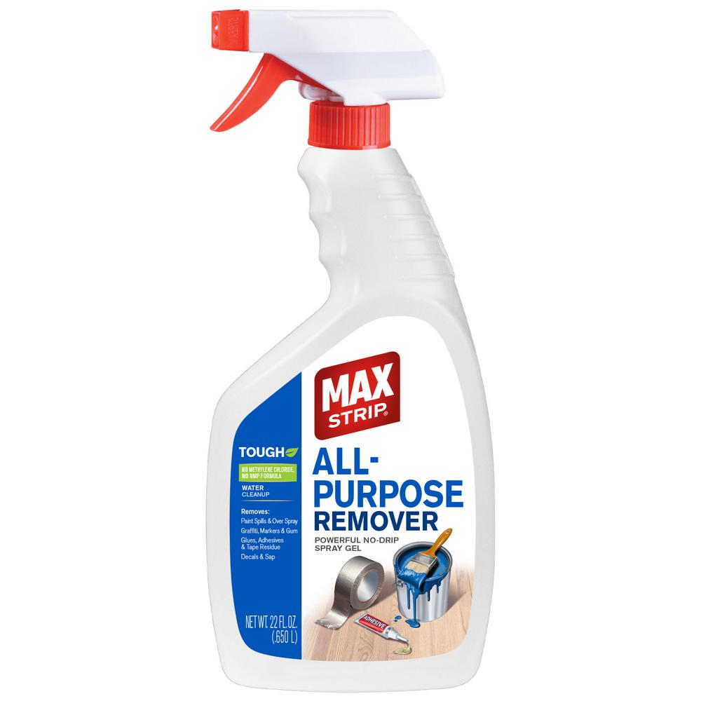 Max Strip 22 oz. All Purpose and Paint Drip Remover