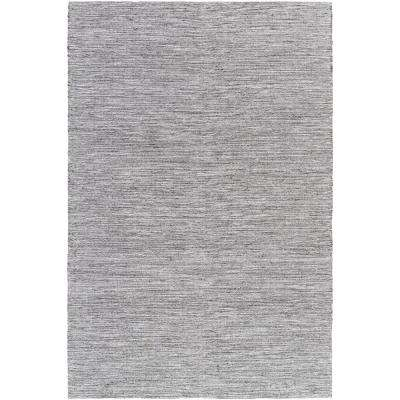 Carine Black 8 ft. x 10 ft. Area Rug
