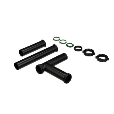 1-1/2 in. Black ABS Slip-Joint Garbage Disposal Kit