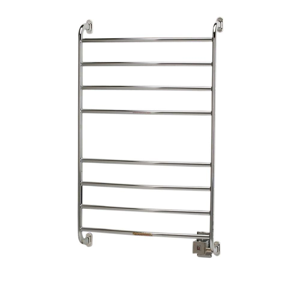 Warmrails Kensington 40 in. Towel Warmer in Chrome