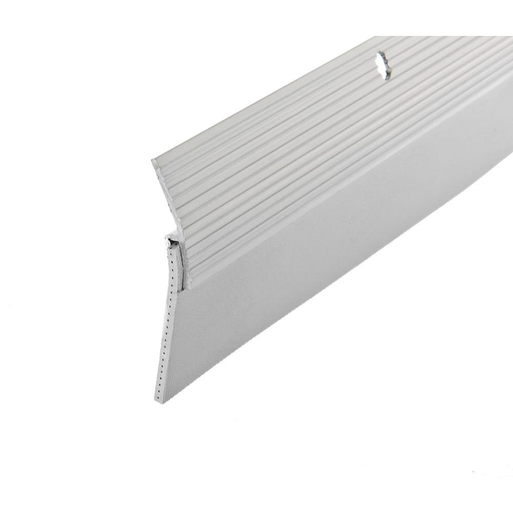 Frost King E/O 2 in. x 36 in. White Reinforced Rubber Door Sweep