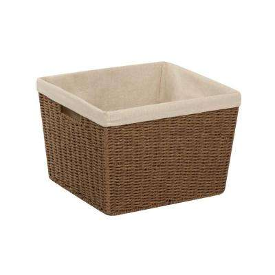 Superieur Paper Rope Storage Basket ...