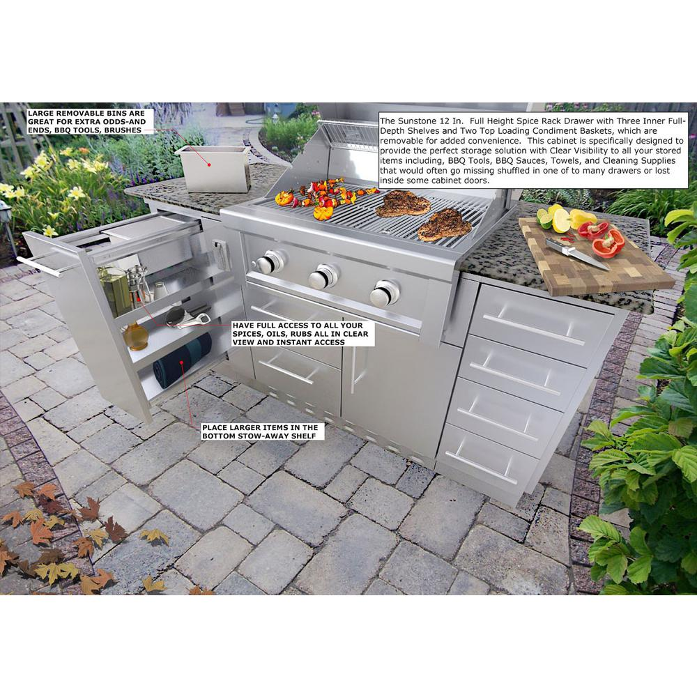 Designer Series 304 Stainless Steel