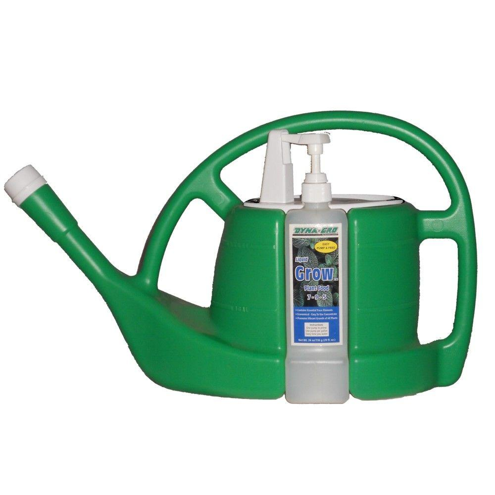 1.5 Gal. Grow Quick Dispense Watering Can 20 oz. Concentrated Liquid