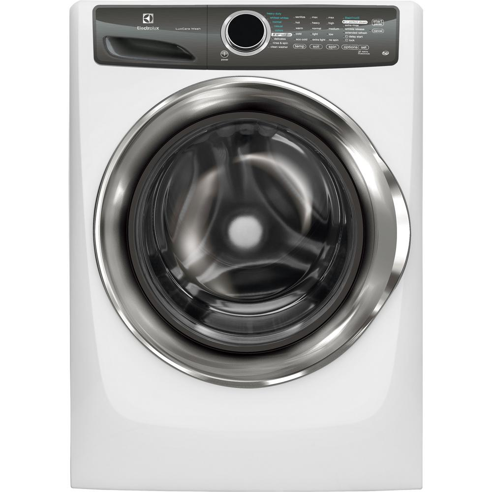 4.3 cu. ft. Front Load Washer with LuxCare Wash System, Steam