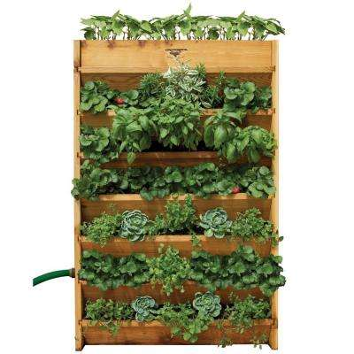 32 in. x 45 in. x 9 in. Unassembled Vertical Garden