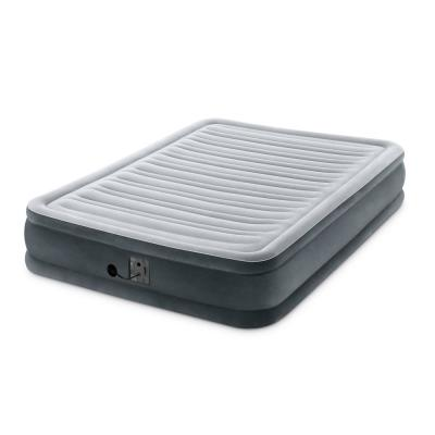 Dura Beam Plus Series Full Mid Rise Airbed with Built-in Electric Pump