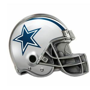 Great American Products Dallas Cowboys Helmet Hitch Cover