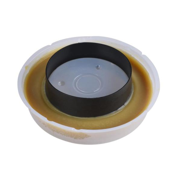 Johni-Ring 4 in. Standard Toilet Wax Ring with Plastic Horn