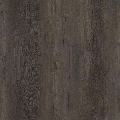Dark Oak 8.7 in. x 59.4 in. Luxury Vinyl Plank Flooring (21.45 sq. ft. / case)