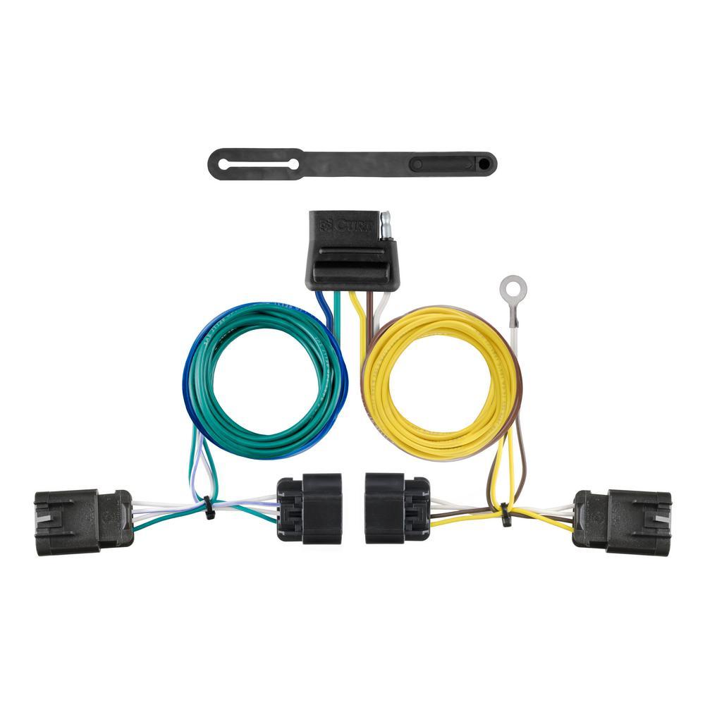 custom wiring harness (5-way flat output)