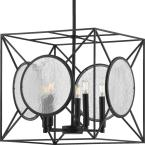 Cumberland 5-Light Black Pendant