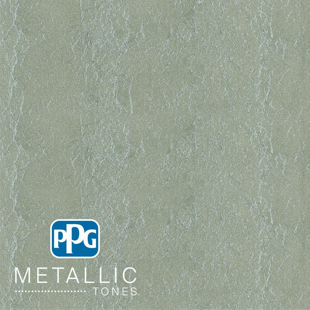 1  gal. #MTL122 Mucho Mint Metallic Interior Specialty Finish Paint