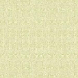 Spindrift Green Swirl Paper Strippable Roll Wallpaper (Covers 56.4 sq. ft.)