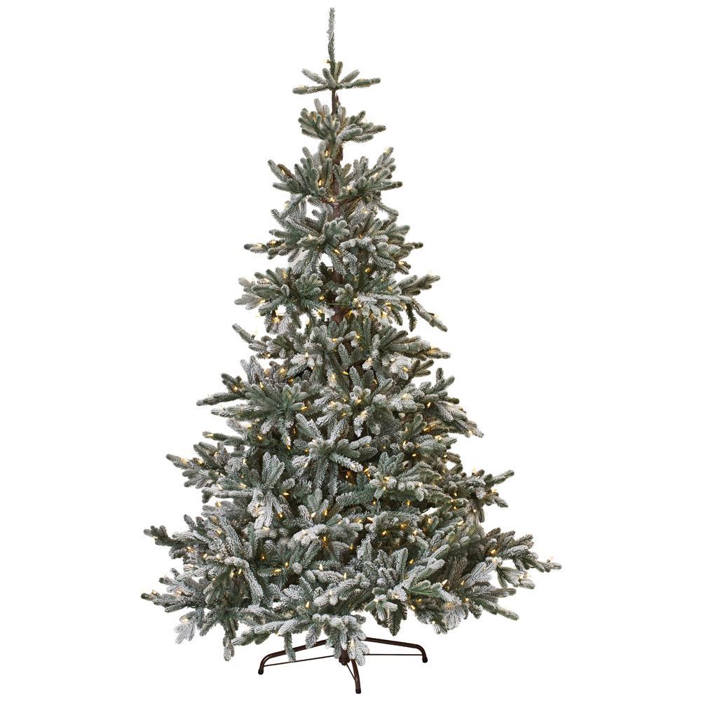 Artificial Pre Lit Christmas Tree
