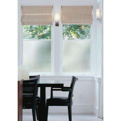 157.48 in. x 17.7 in. Small Tile Window Film (Set of 2)