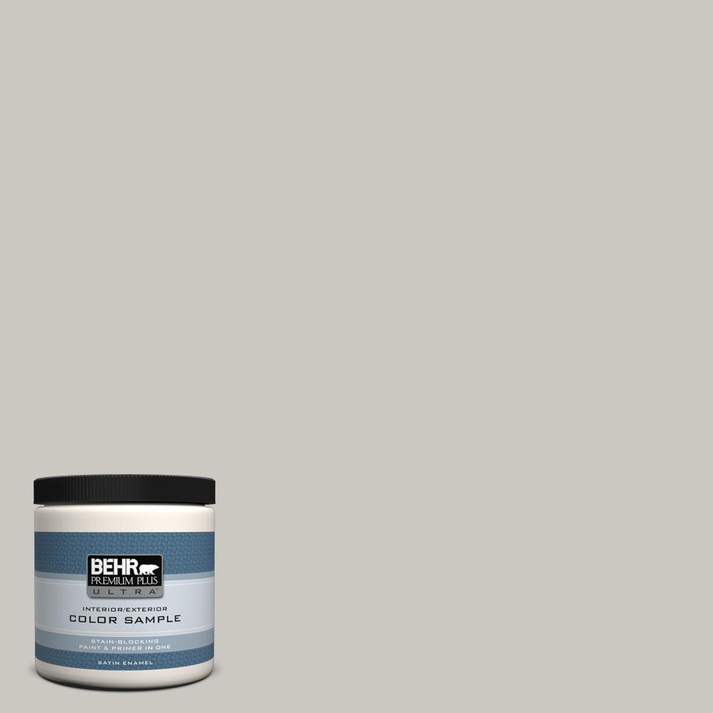 Ppu24 12 Whitewash Oak Satin Enamel Interior