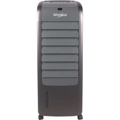 155 CFM 3 Speed Portable  Evaporative Air Cooler in Titanium for 309 sq. ft.
