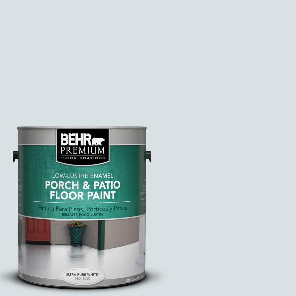 1 gal. #730E-2 Sparkling Spring Low-Lustre Interior/Exterior Porch and Patio Floor Paint