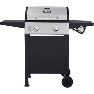 Dyna-Glo 2-Burner Open Cart Propane Gas Grill