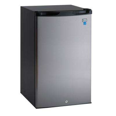 4.4 cu. ft. Mini Fridge in Black