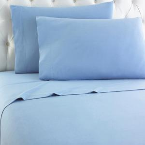 Micro Flannel Full 4-Piece Wedgewood Sheet Set by Micro Flannel