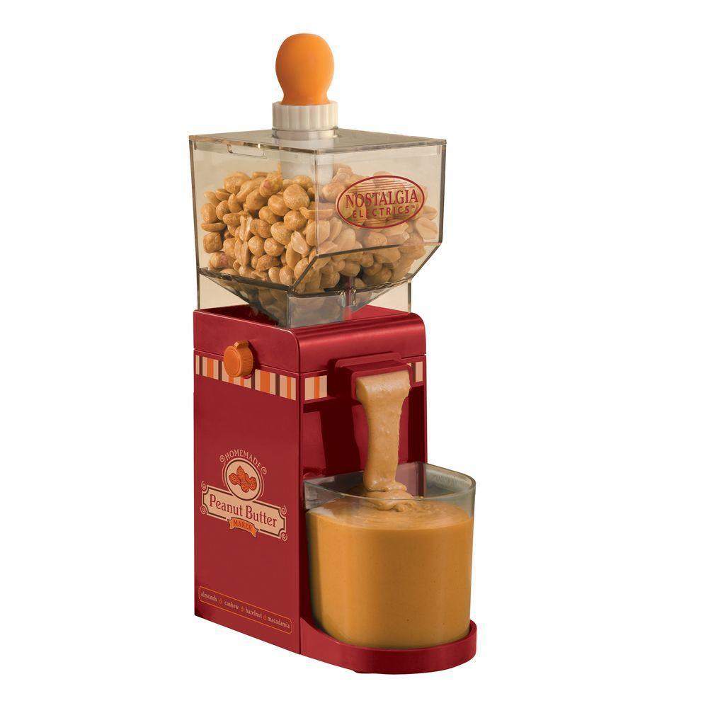 Nostalgia Electrics Electric Peanut Butter Maker