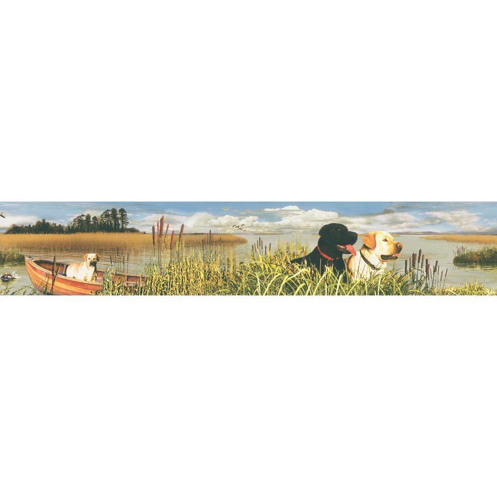 Brewster 6 in. Dogs Border