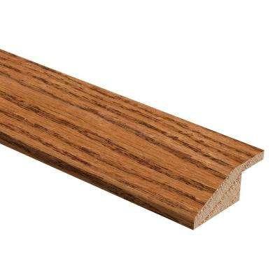 Harvest Oak 3/8 in. Thick x 1-3/4 in. Wide x 94 in. Length Wood Multi-Purpose Reducer Molding