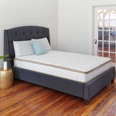 Classic Twin-Size Innerspring 10 in. Pillowtop Mattress