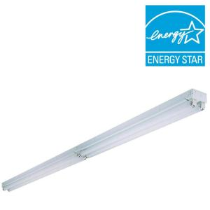 Lithonia Lighting Tandem 4Light White Fluorescent Electronic