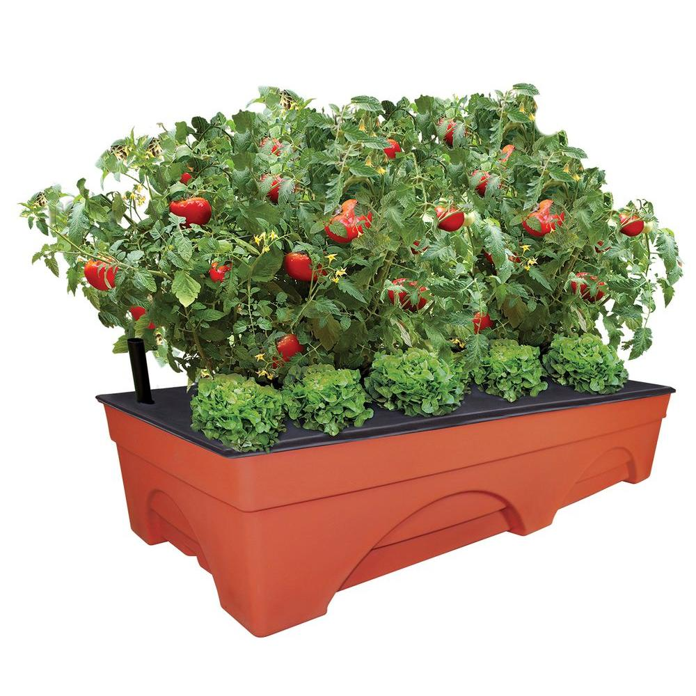 Gardening Group: Emsco Big City Picker Raised Garden Bed Grow Box-3340