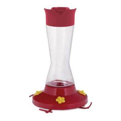 16 oz. Pinch Waist Hummingbird Feeder