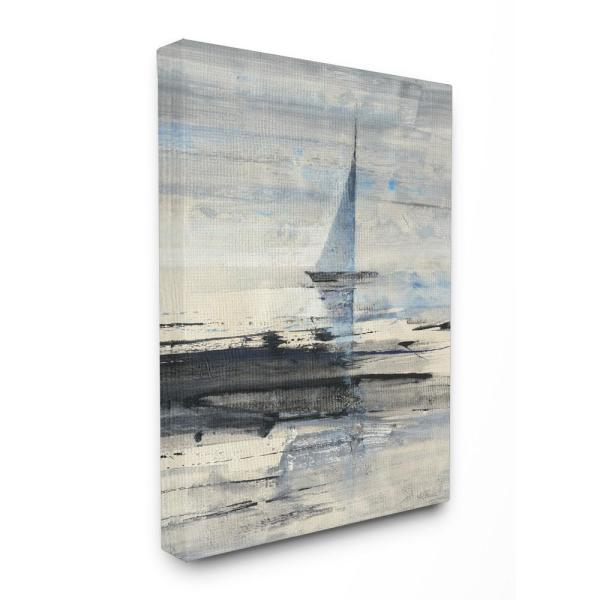 Stupell Industries 24 in. x 30 in. ''Abstract Sailing'' by Wild