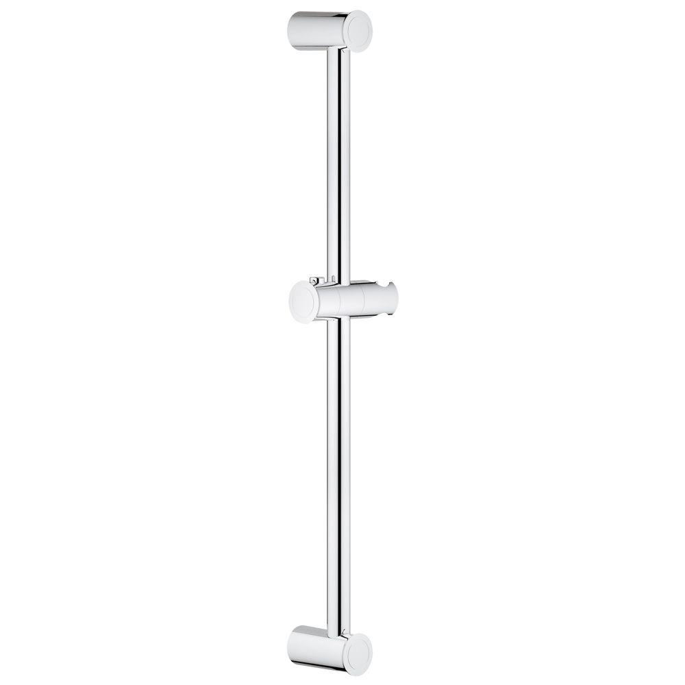 New Tempesta Rustic 24 in. Shower Bar in StarLight Chrome