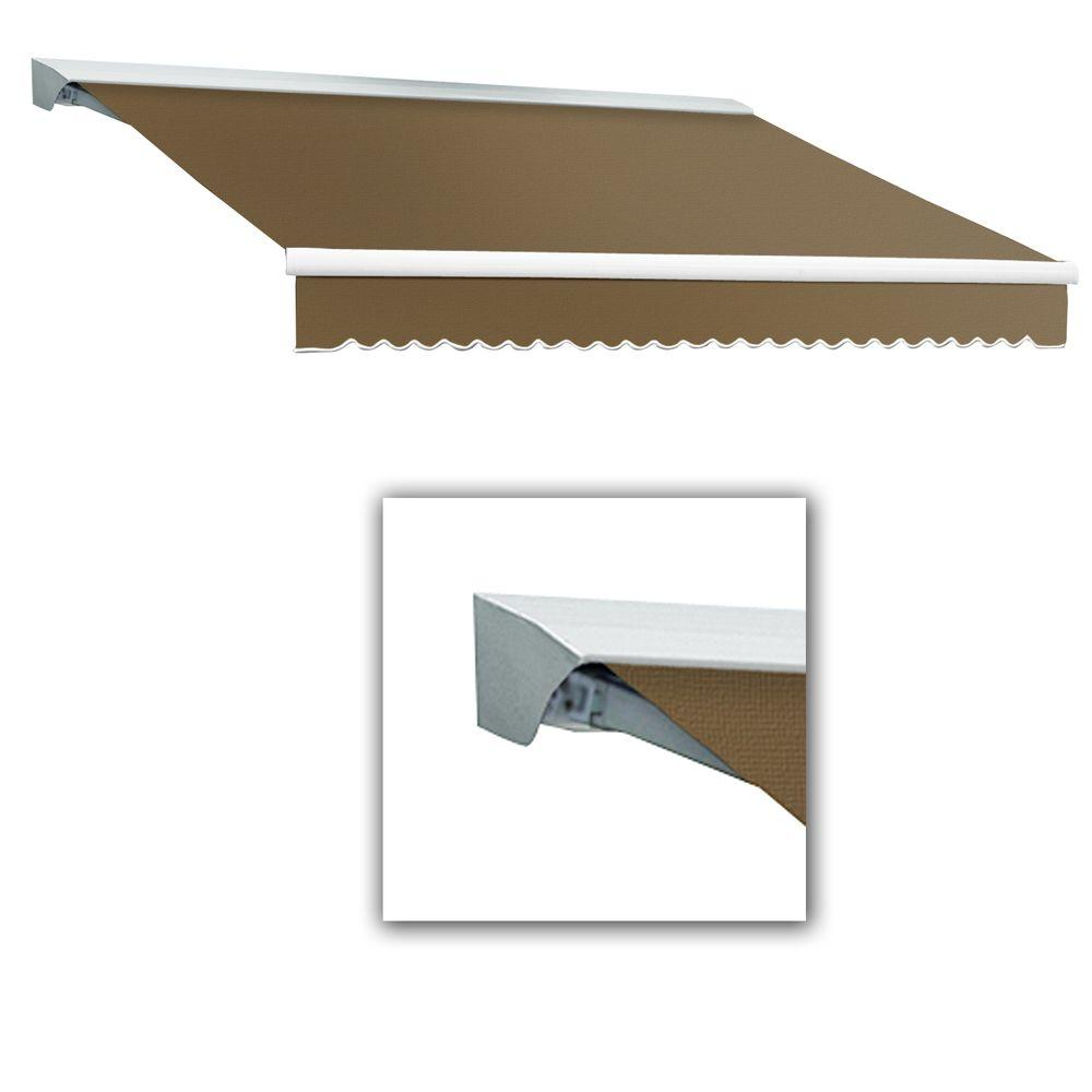 10 ft. Destin-AT Model Manual Retractable Awning (96 in. Projection) in