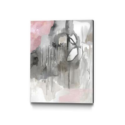 "30 in. x 40 in. ""Muted Abstract"" by PI Studio Wall Art"