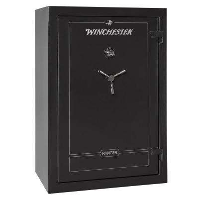 Ranger 34 cu. ft. 37-Gun 60 Minute Fire Resistant U.L. Mechanical Lock Gun Safe Black
