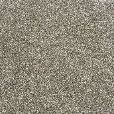 Midnight Snack Cookies and Cream Texture 24 in. x 24 in. Carpet Tile (8 Tiles/Case)