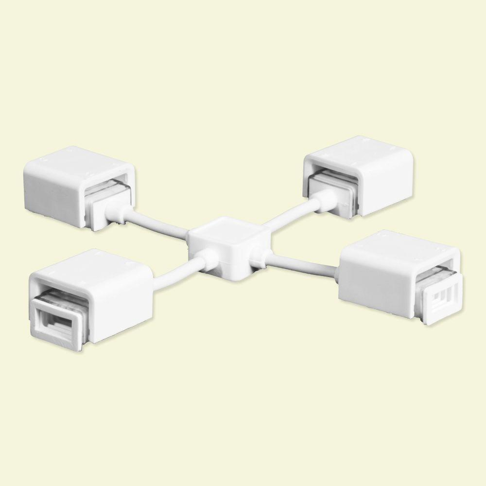 CabLED 8000 Series, 4 Way X-Connector