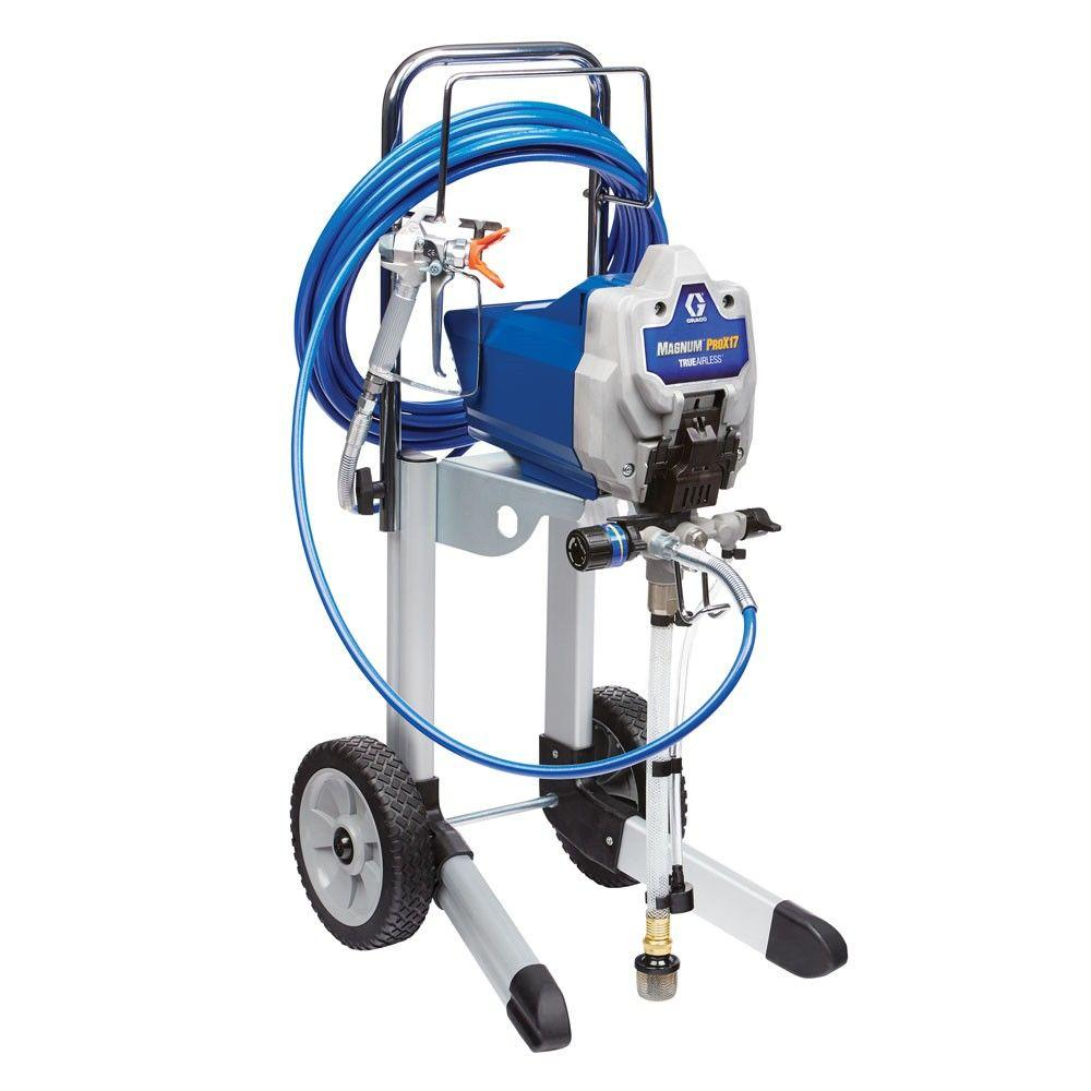 graco magnum prox17 cart airless paint sprayer 17g178. Black Bedroom Furniture Sets. Home Design Ideas