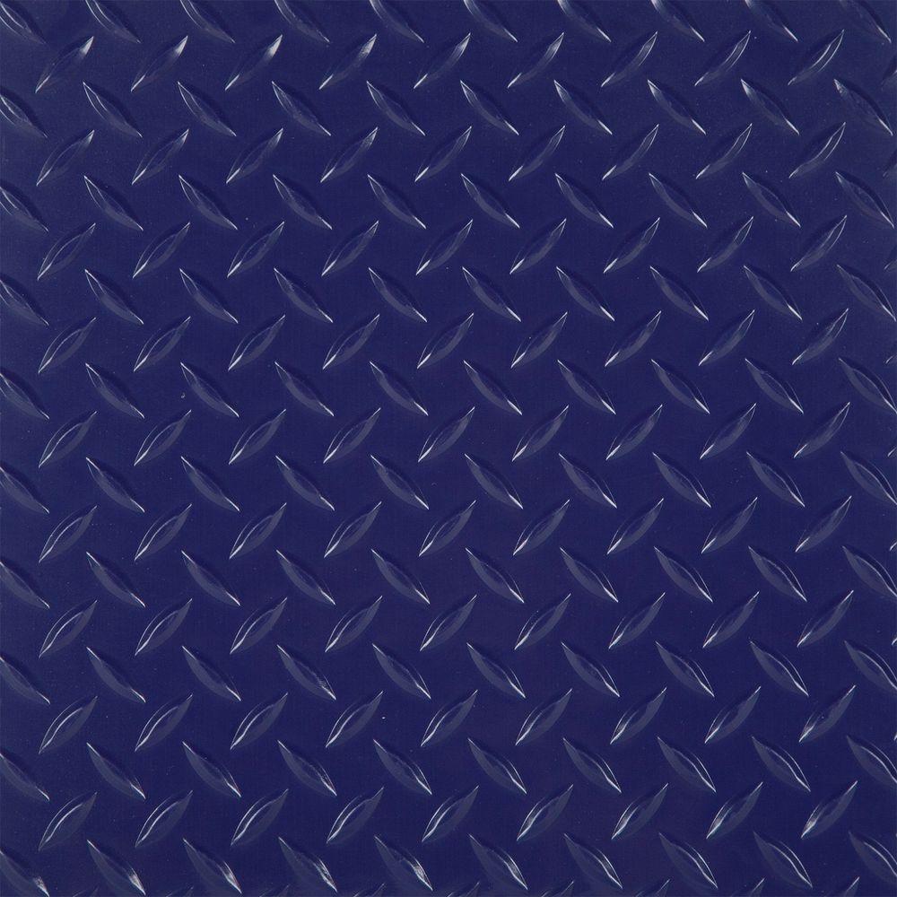 G Floor Raceday 2 Ft X 2 Ft Purple Peel And Stick