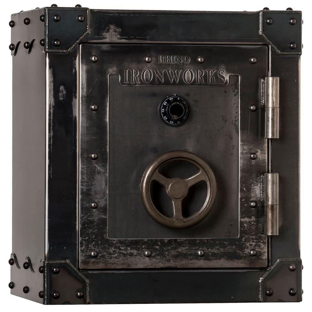 Rhino Safe Ironworks 8.44 cu. ft. 60 Minute Fire Safe