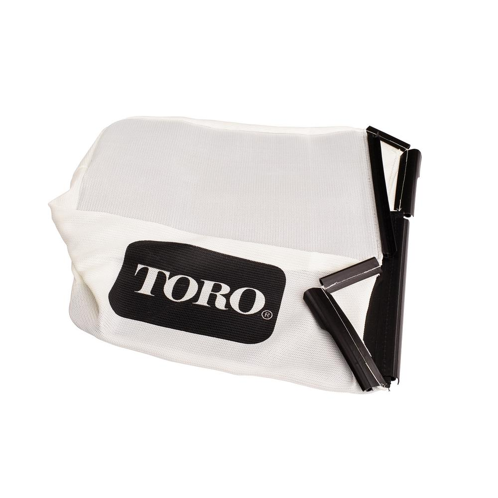 Toro FWD Low Wheel, High Wheel and SmartStow Recycler Lawn Mower  Replacement Bag