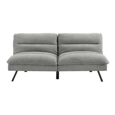 Simmons Manhattan Grey Convertible Sofa