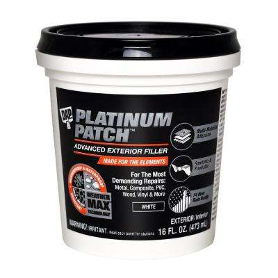 Platinum Patch 16 oz. Advanced Exterior Spackling Paste