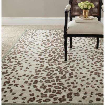 Grassland Green 10 ft. x 14 ft. Area Rug