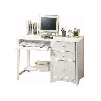 Oxford White Desk