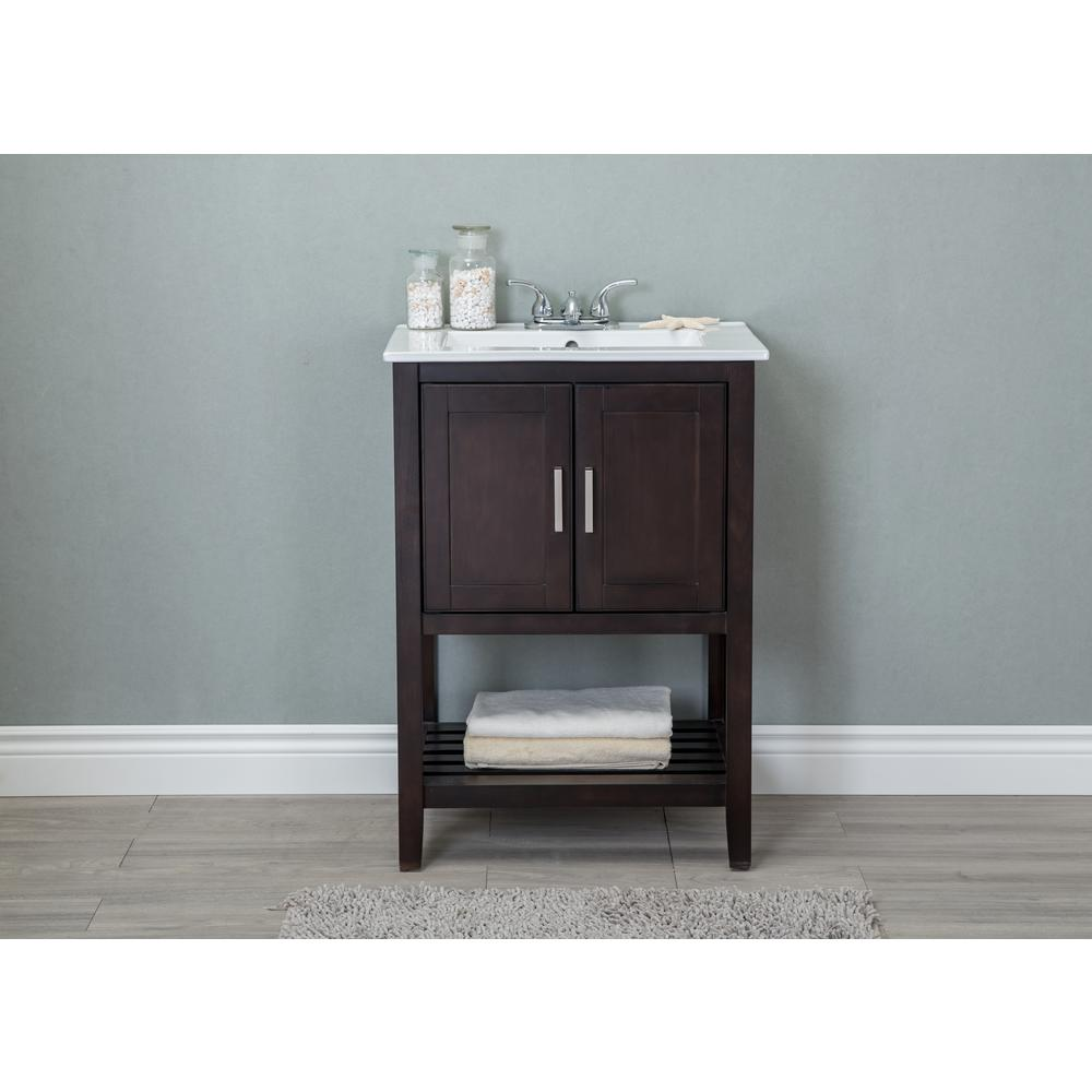 Home Decorators Collection Sonoma 36 In W X 22 In D Bath Vanity In Dark Charcoal With Natural